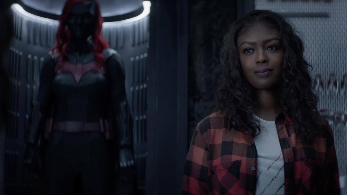 Batwoman Season 2 Episode 2 Review Prior Criminal History