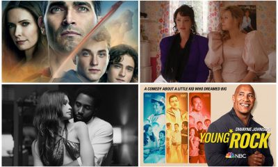 What to Watch February 2021: Superman & Lois, Firefly Lane, Malcolm & Marie, Young Rock