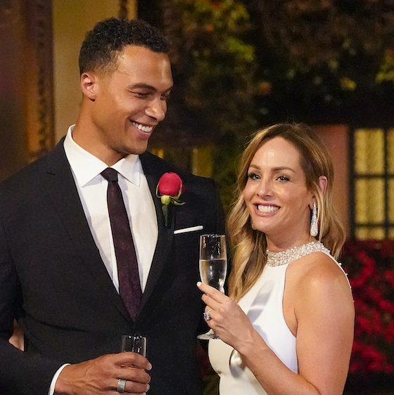 Dale Moss Accused of Cheating on 'The Bachelorette's Clare Crawley During Engagement