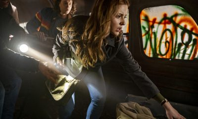 Nancy Drew Premiere - The Search for the Midnight Wraith (2x01)