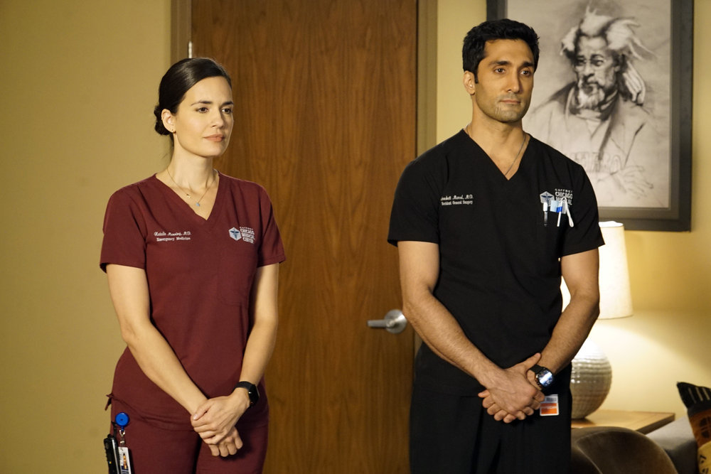 Chicago Med In Search of Forgiveness, Not Permission Season 6 Episode 4