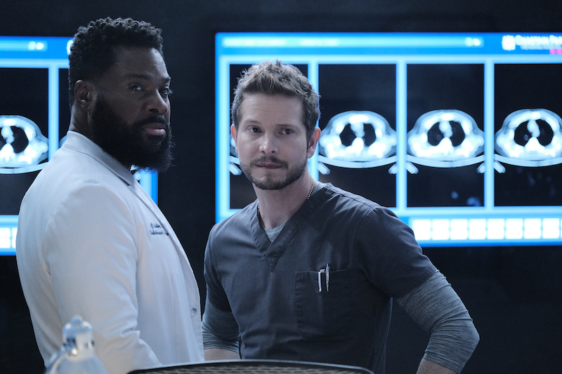 The Resident Review Accidental Patient Season 4 Episode 3