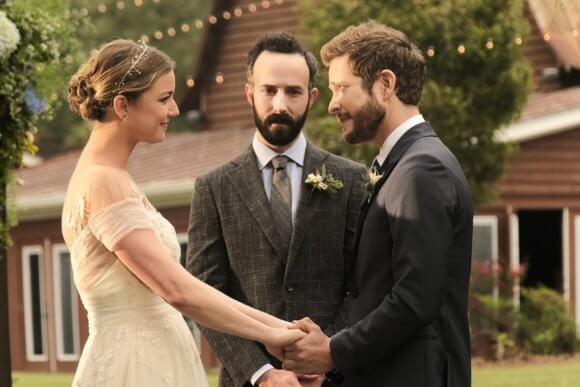The Resident Review Season 4 Episode 1 A Wedding, A Funeral