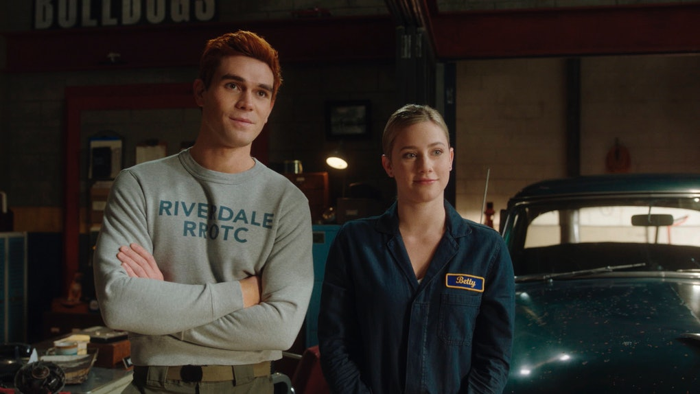 Let's Talk About What #Barchie's Steamy Shower Scene on 'Riverdale' Means for the Ship