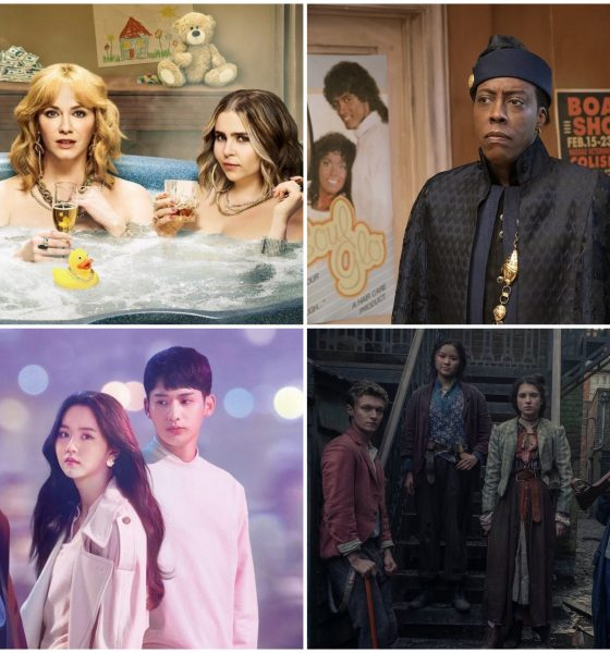 What to Watch in March 2021: Good Girls, Coming 2 America, The Irregulars, and MORE!