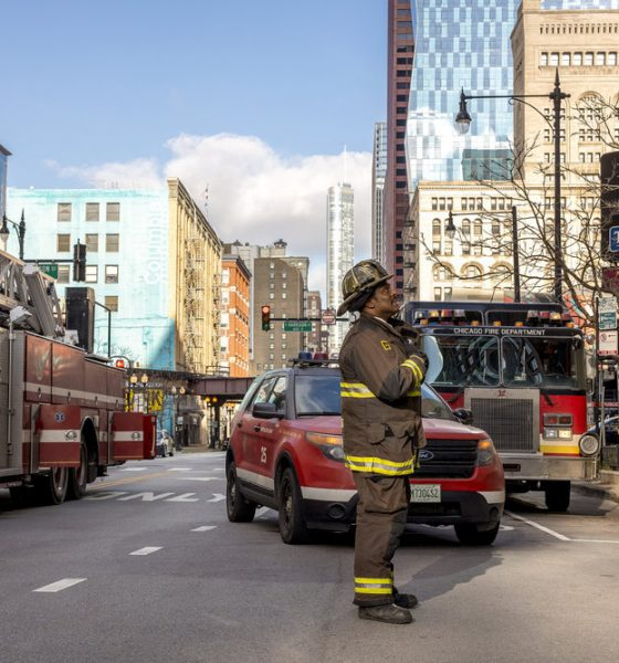 Chicago Fire My Lucky Day Review