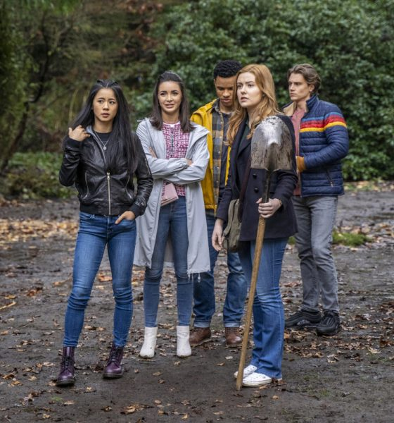 Nancy Drew Review The Secret of Solitary Scribe Season 2 Episode 3
