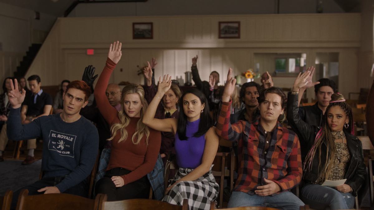 Riverdale Review The Homecoming Season 5 Episode 5