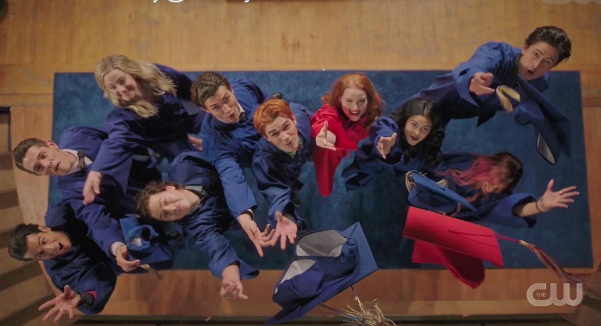 Riverdale Review Graduation Day Season 5 Episode 3