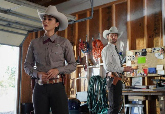 Walker Review Don't Fence Me In Season 1 Episode 4