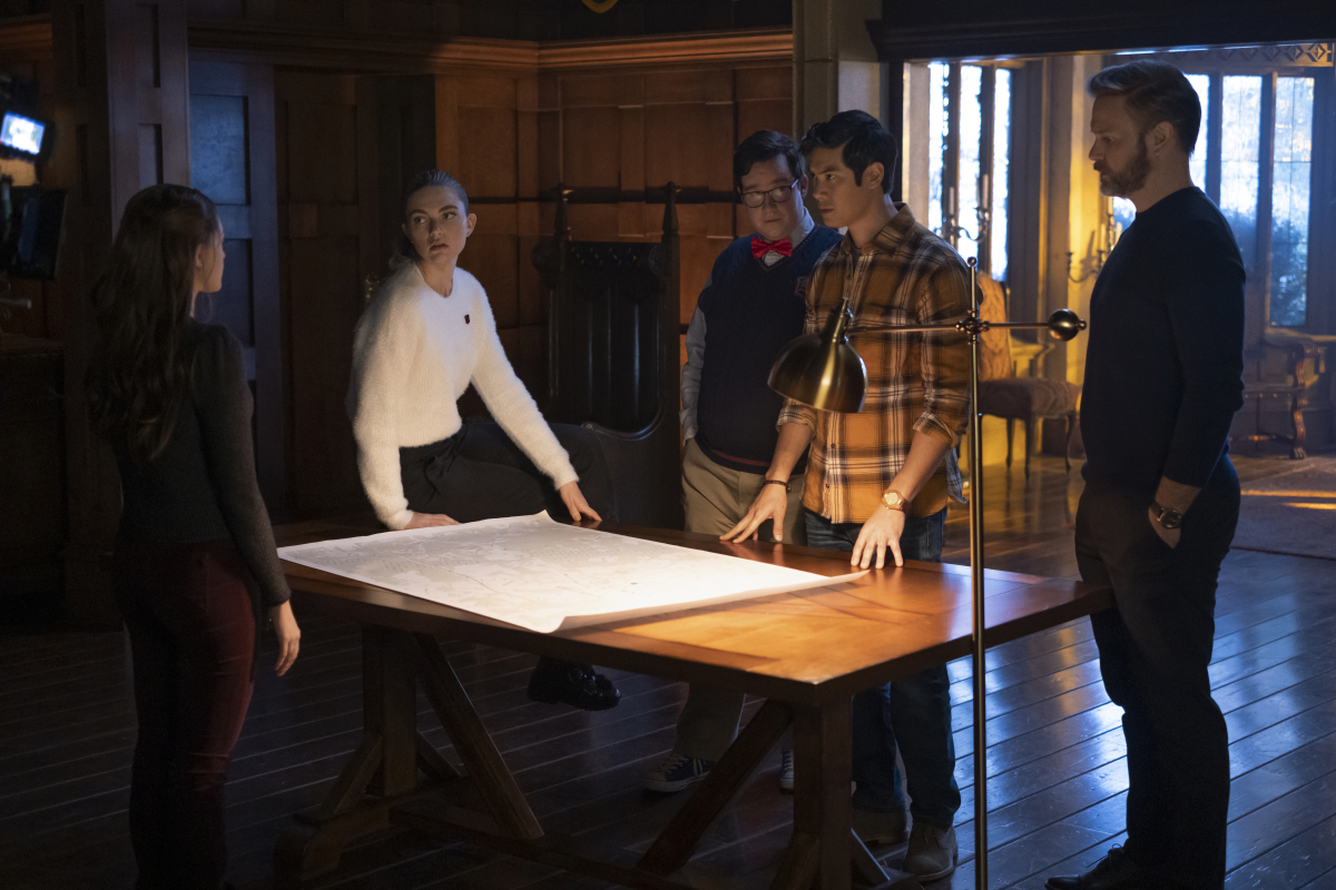 Legacies Review Long Time No See Season 3 Episode 8