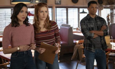 Nancy Drew Review The Spell of The Burning Bridge Season 2 Episode 10