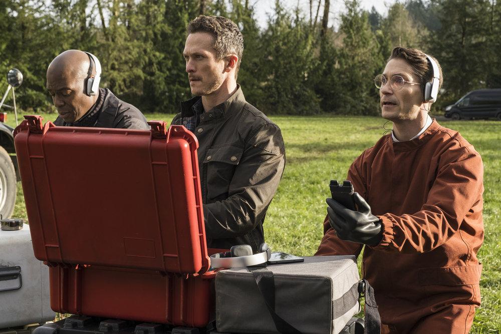 Debris Review Solar Winds Season 1 Episode 3