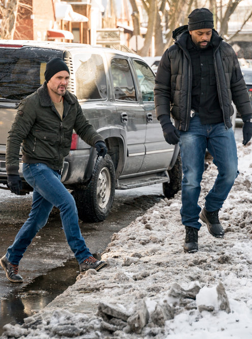 Chicago PD Review Protect and Serve Season 8 Episode 8