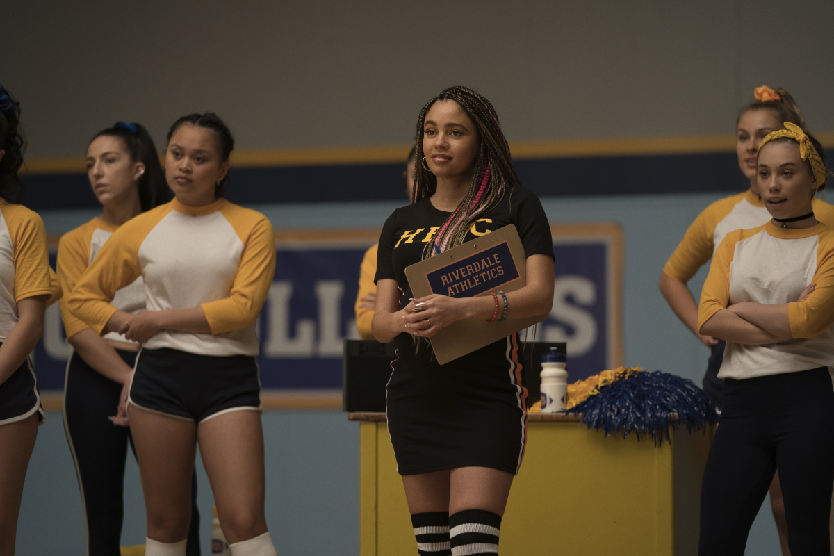 Riverdale Fire in the Sky Review Season 5 Episode 7