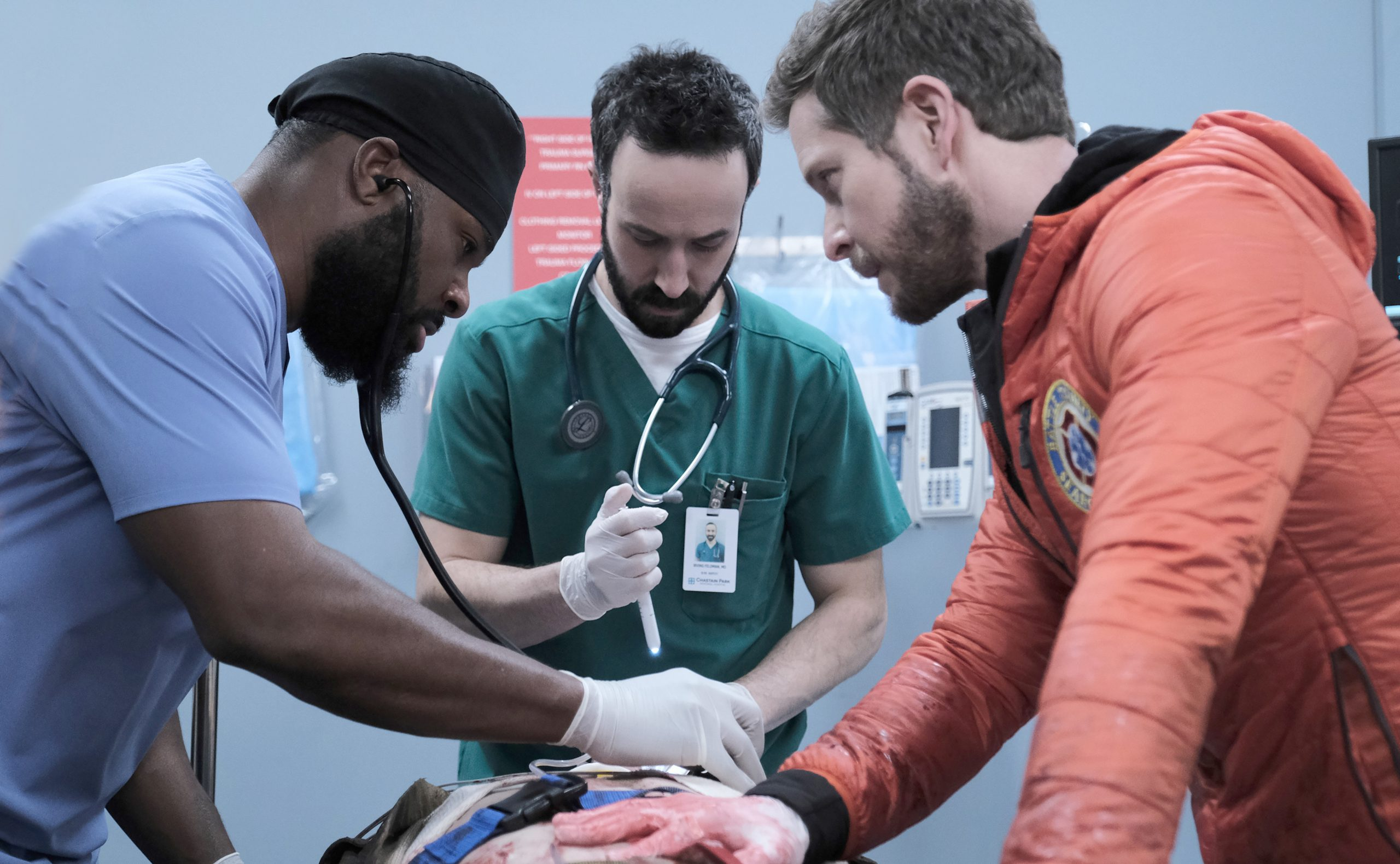 The Resident Hero Moment Review Season 4 Episode 7