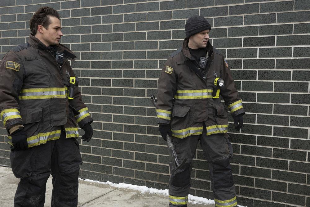 Chicago Fire Escape Route Review