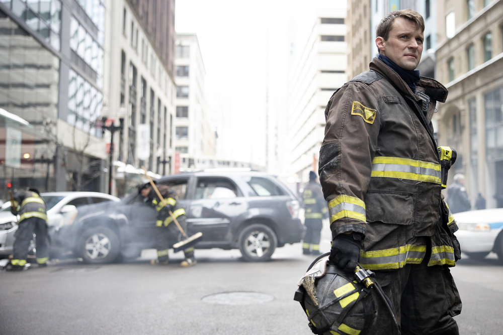 Chicago Fire Double Red Review