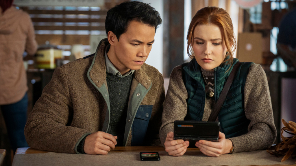 Nancy Drew Review The Trail of the Missing Witness Season 2 Episode 12