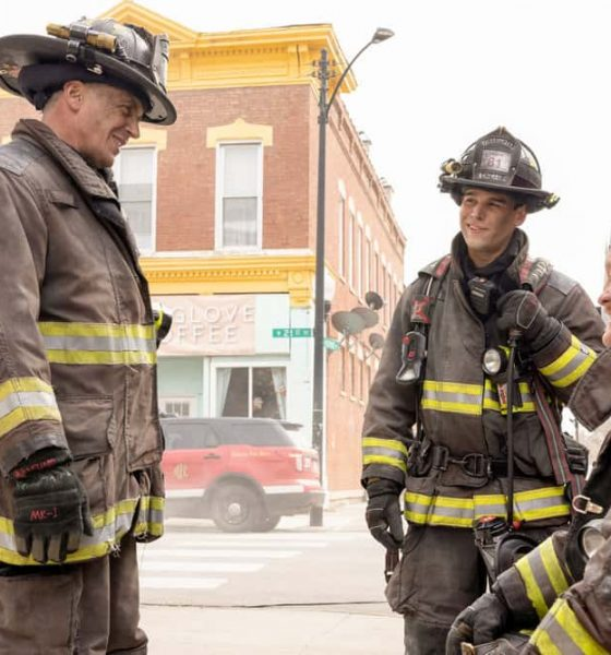 Chicago Fire Natural Born Firefighter Review