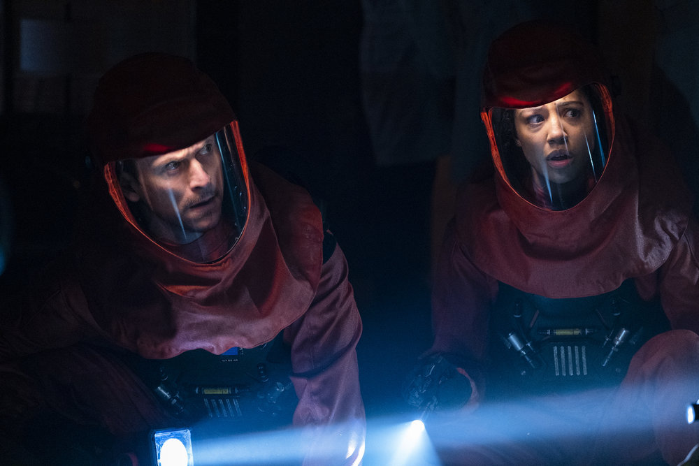 Debris Review A Message From Ground Control Season 1 Episode 12