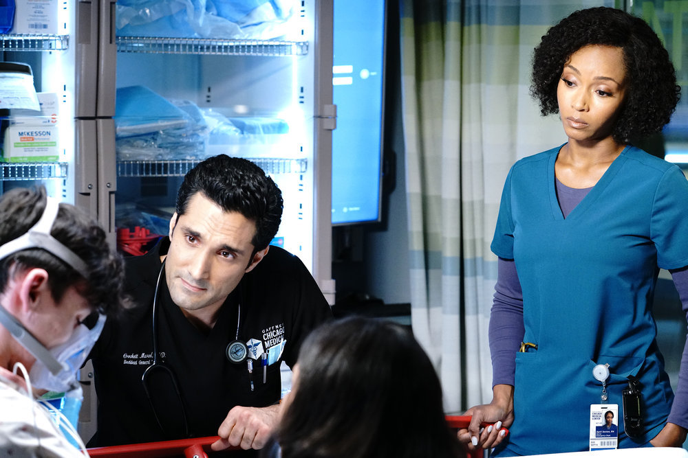 Chicago Med Review Stories, Secrets, Half Truth and Lies Season 6 Episode 15