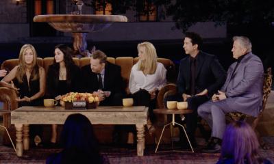 WATCH: 'Friends' Cast Reunites After 16 Years in Nostalgic Reunion Trailer