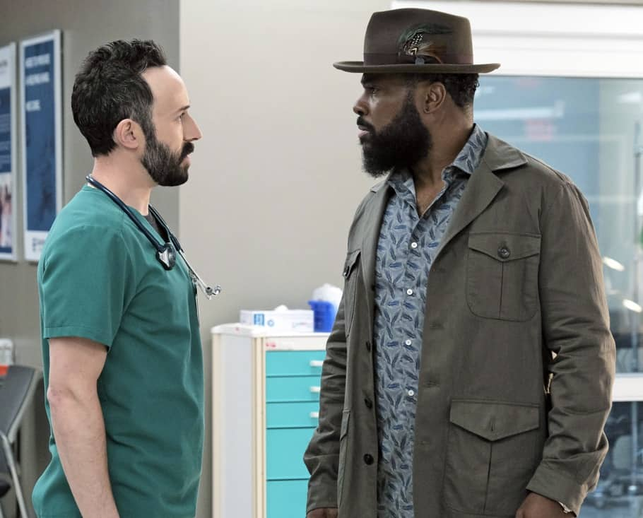 The Resident Review Past, Present, Future Season 4 Episode 14