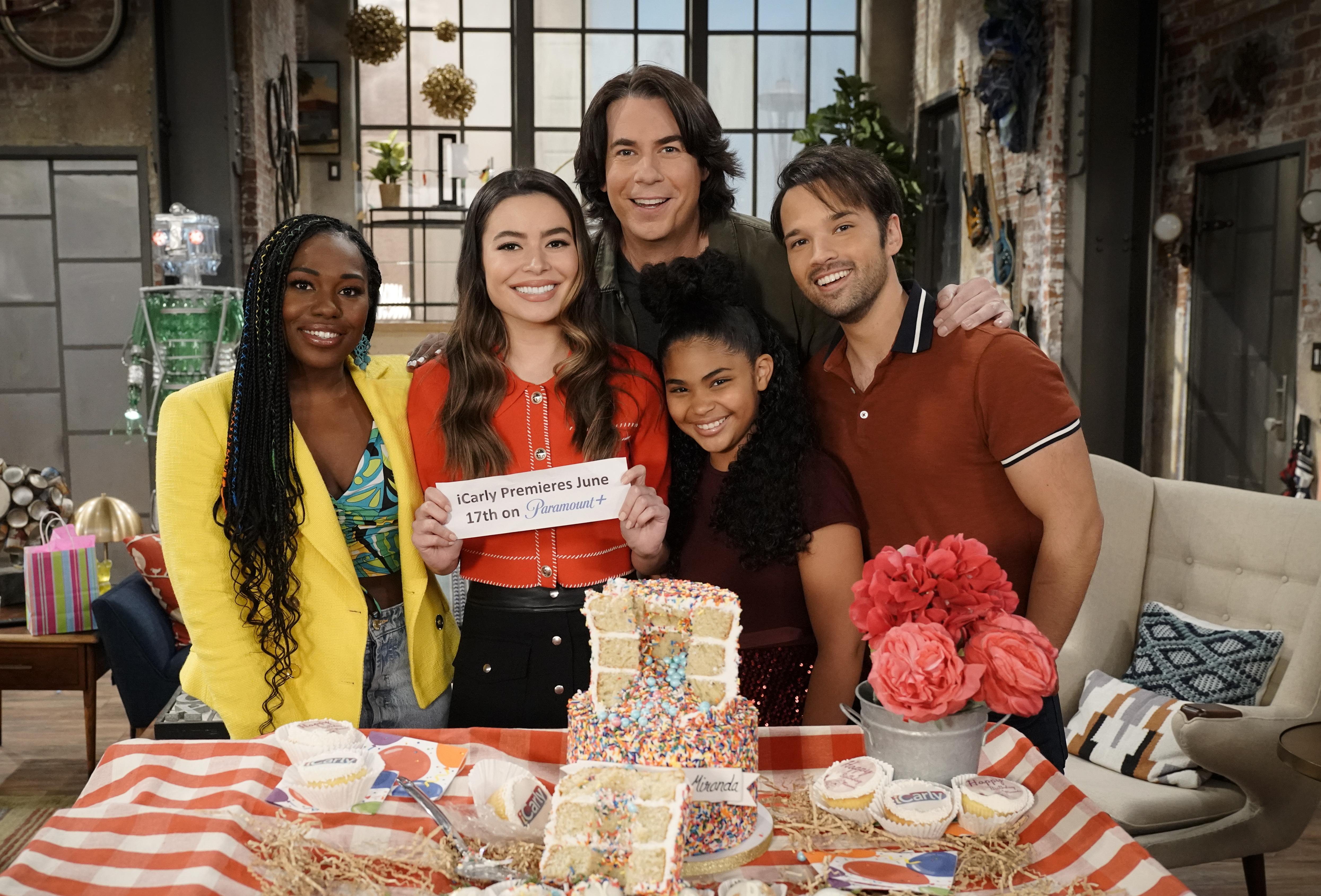 'iCarly' Revival Reveals Summer Premiere Date at Paramount+