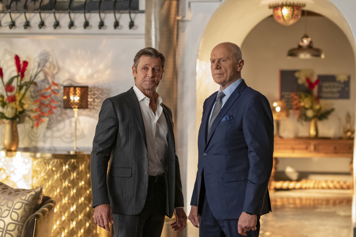 Dynasty Review New Hopes, New Beginnings Season 4 Episode 5