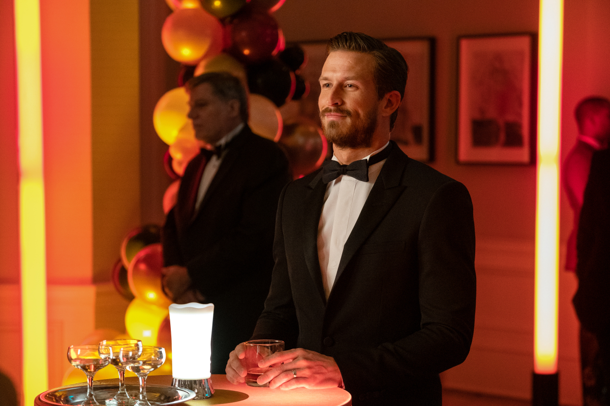 Dynasty Review The Birthday Party Season 4 Episode 7