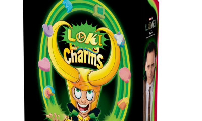 Lucky Charms Releases Limited-Edition Marvel-Inspired 'Loki Charms' Ahead of Premiere