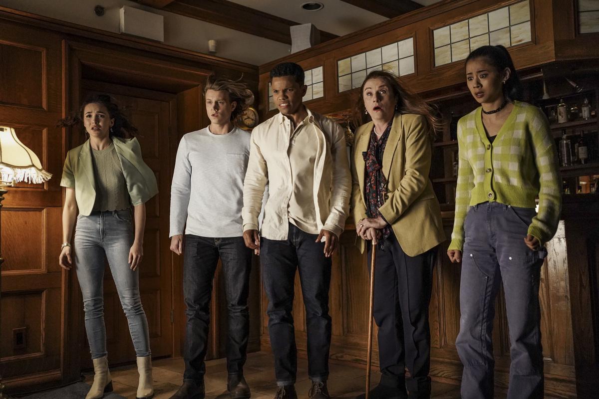 Nancy. Drew Season Finale Review The Echo of Lost Tears Season 2 Episode 18