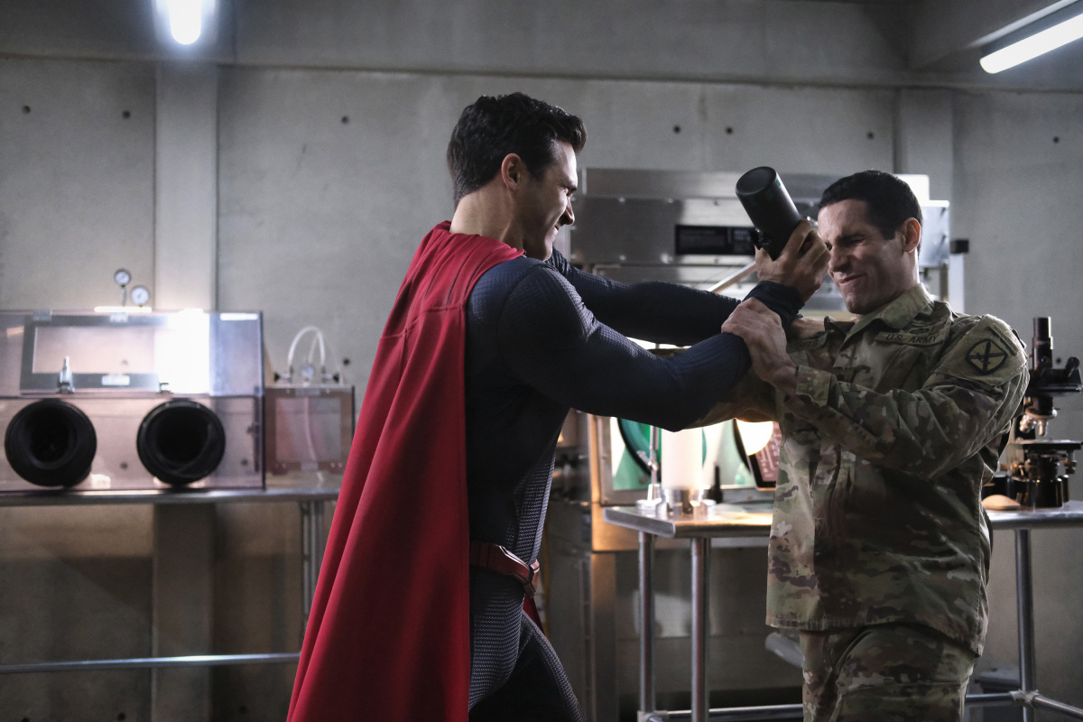 Superman & Lois Review Holding The Wrench Season 1 Episode 8