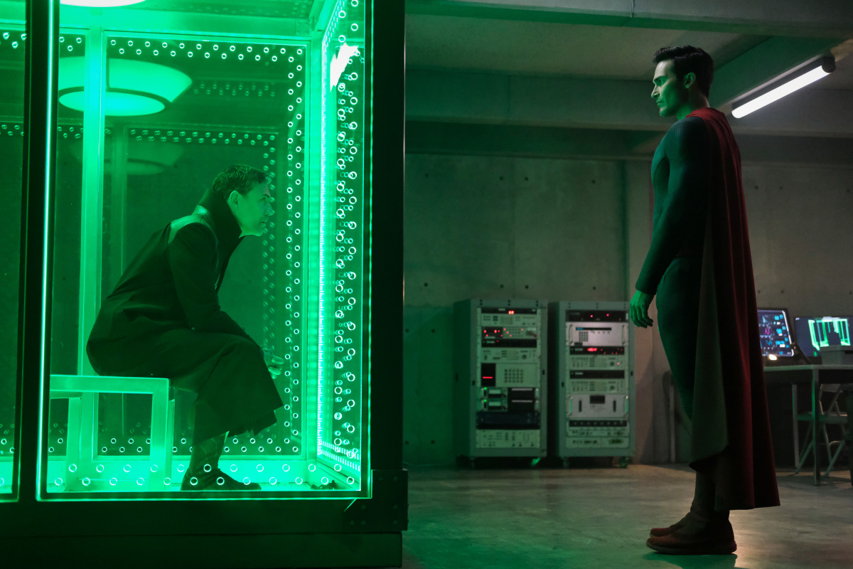Superman & Lois Review Fail Safe Season 1 Episode 13