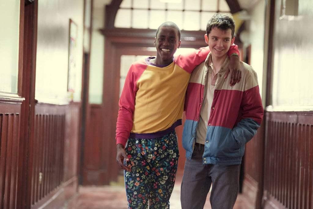 Eric and Otis