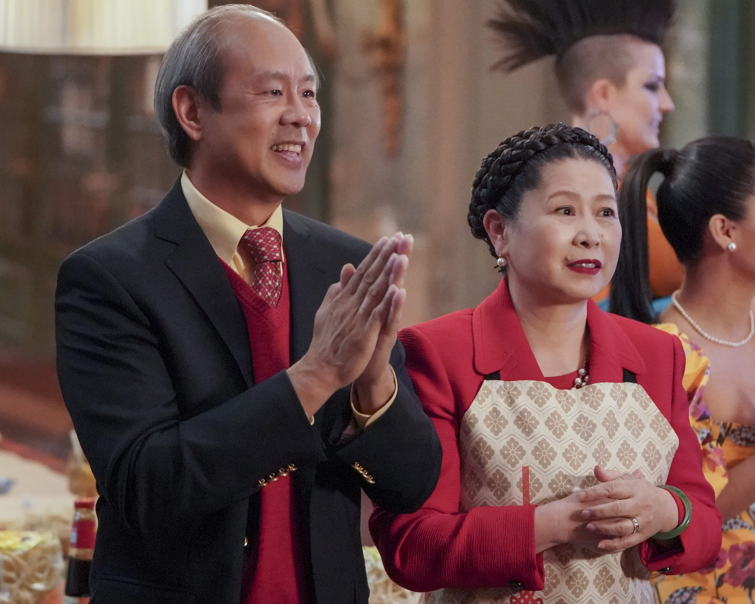 Good Trouble Lunar New Year Review