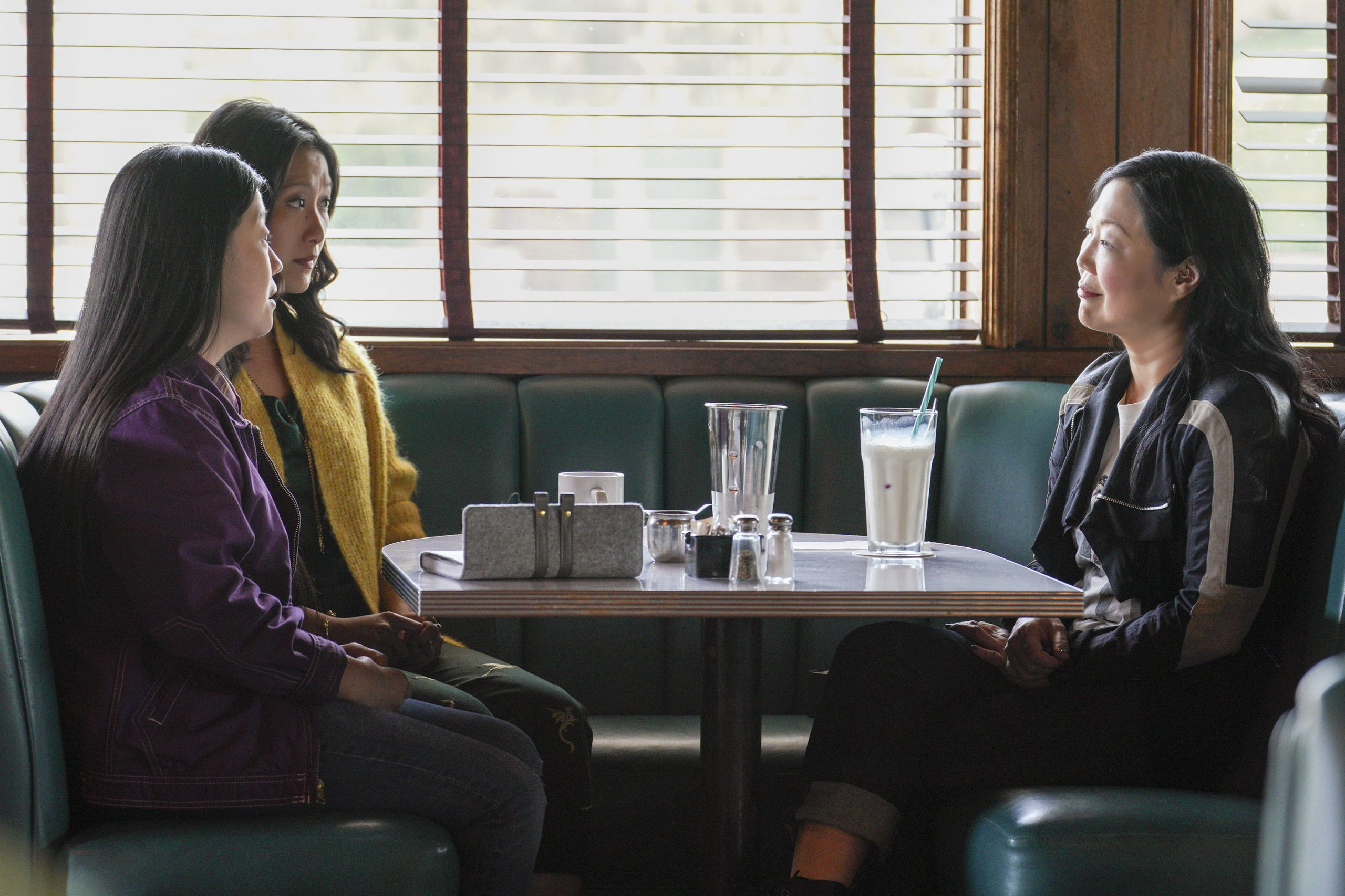 Good Trouble Review Blindside