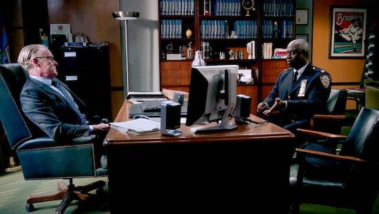 Brooklyn Nine-Nine - Season 8 Episode 3 Blue Flu
