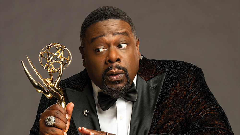 Cedric the Entertainer The 2021 Emmy's