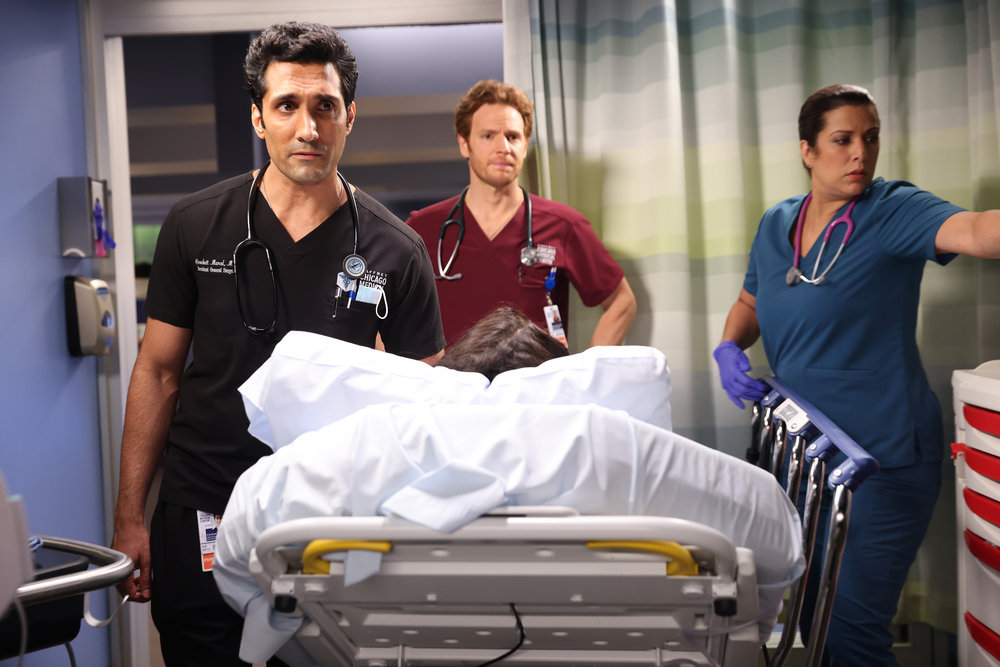 Chicago Med Season 7 Premiere Review You Can't Always Trust What You See