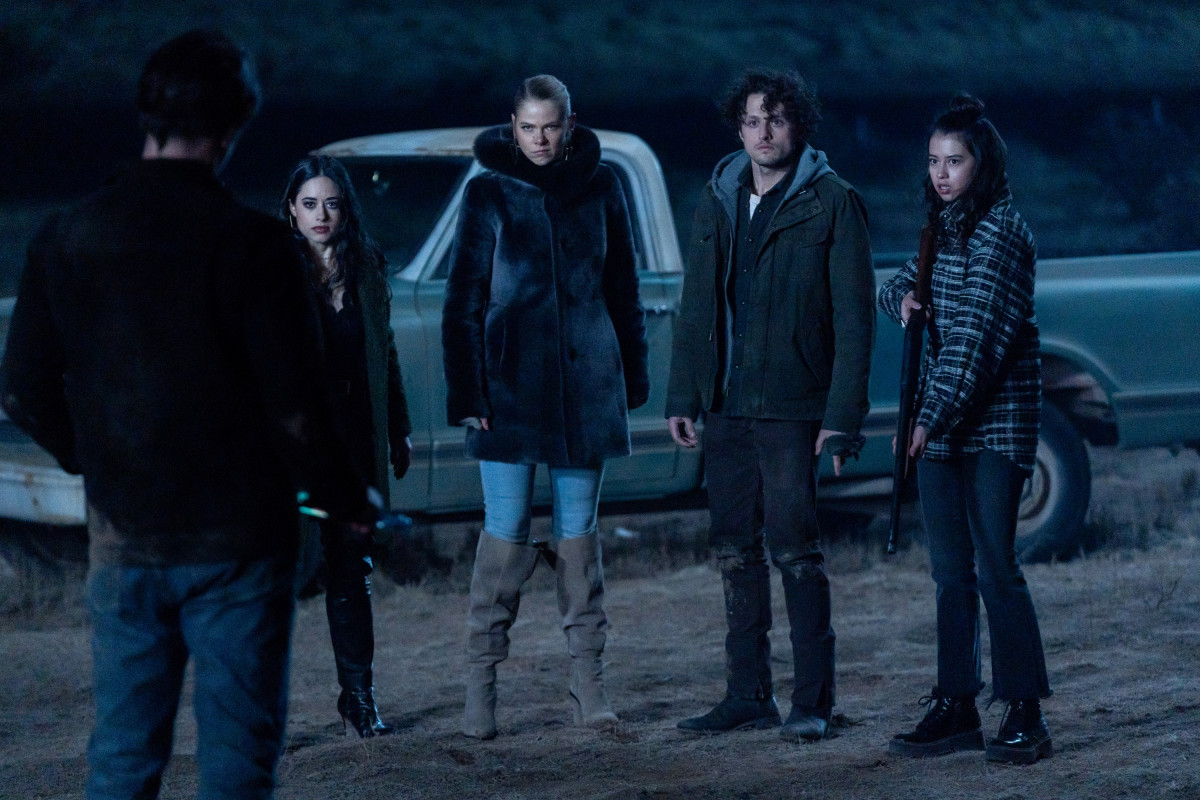 Roswell, New Mexico Review Goodnight Elizabeth Season 3 Episode 7