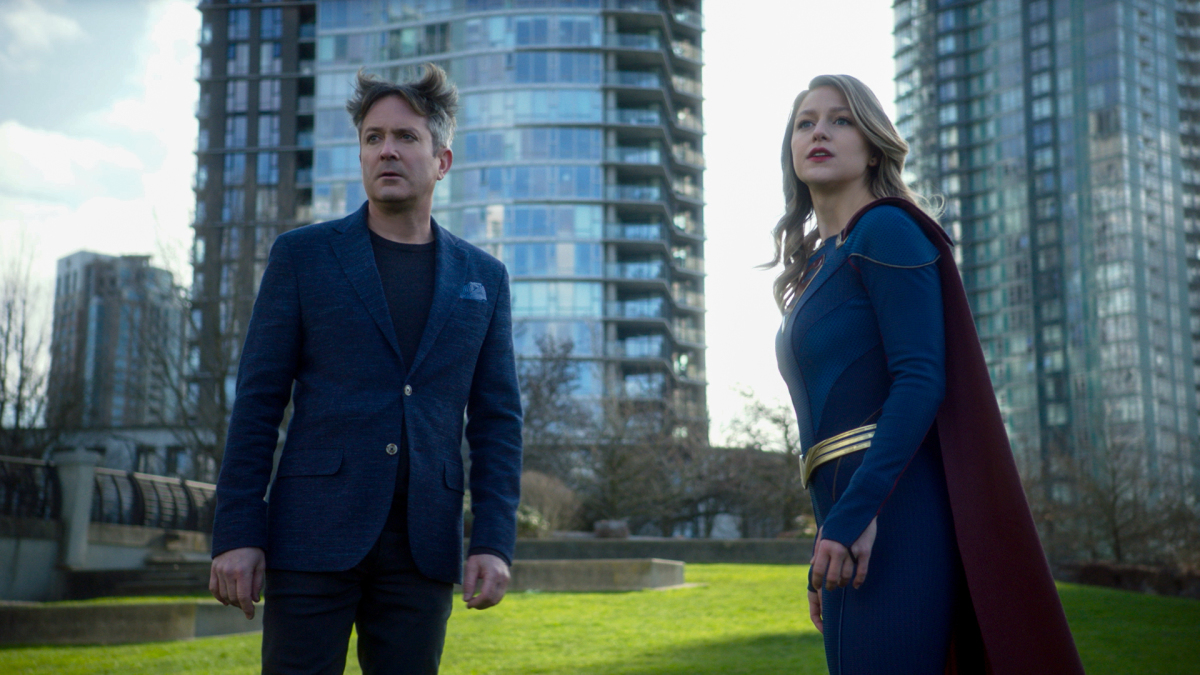 Supergirl Review Mxy in the Middle Season 6 Episode 11