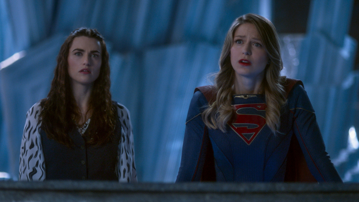 Supergirl Review The Gauntlet Season 6 Episode 13
