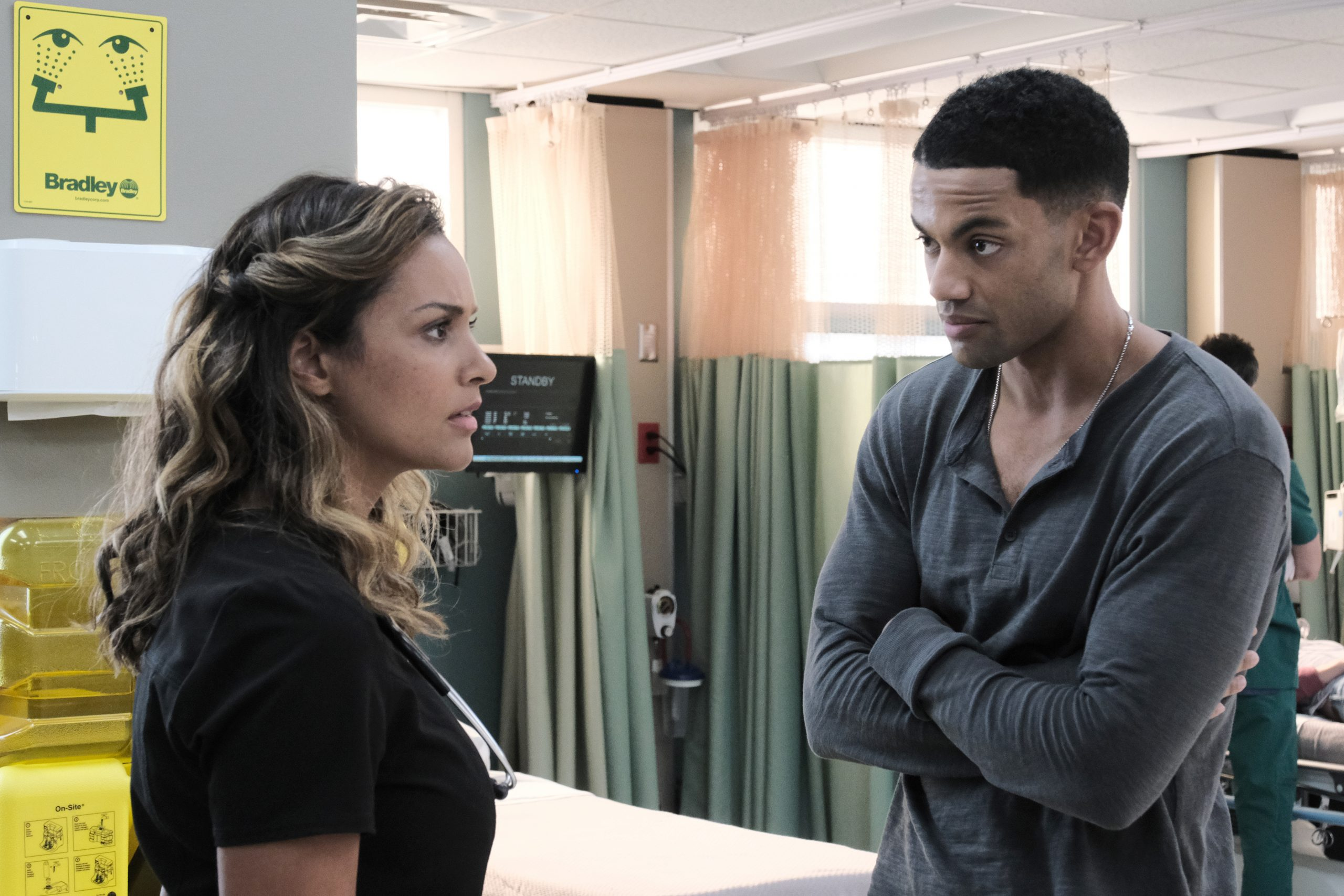 The Resident Review No Good Deed Season 5 Episode 2