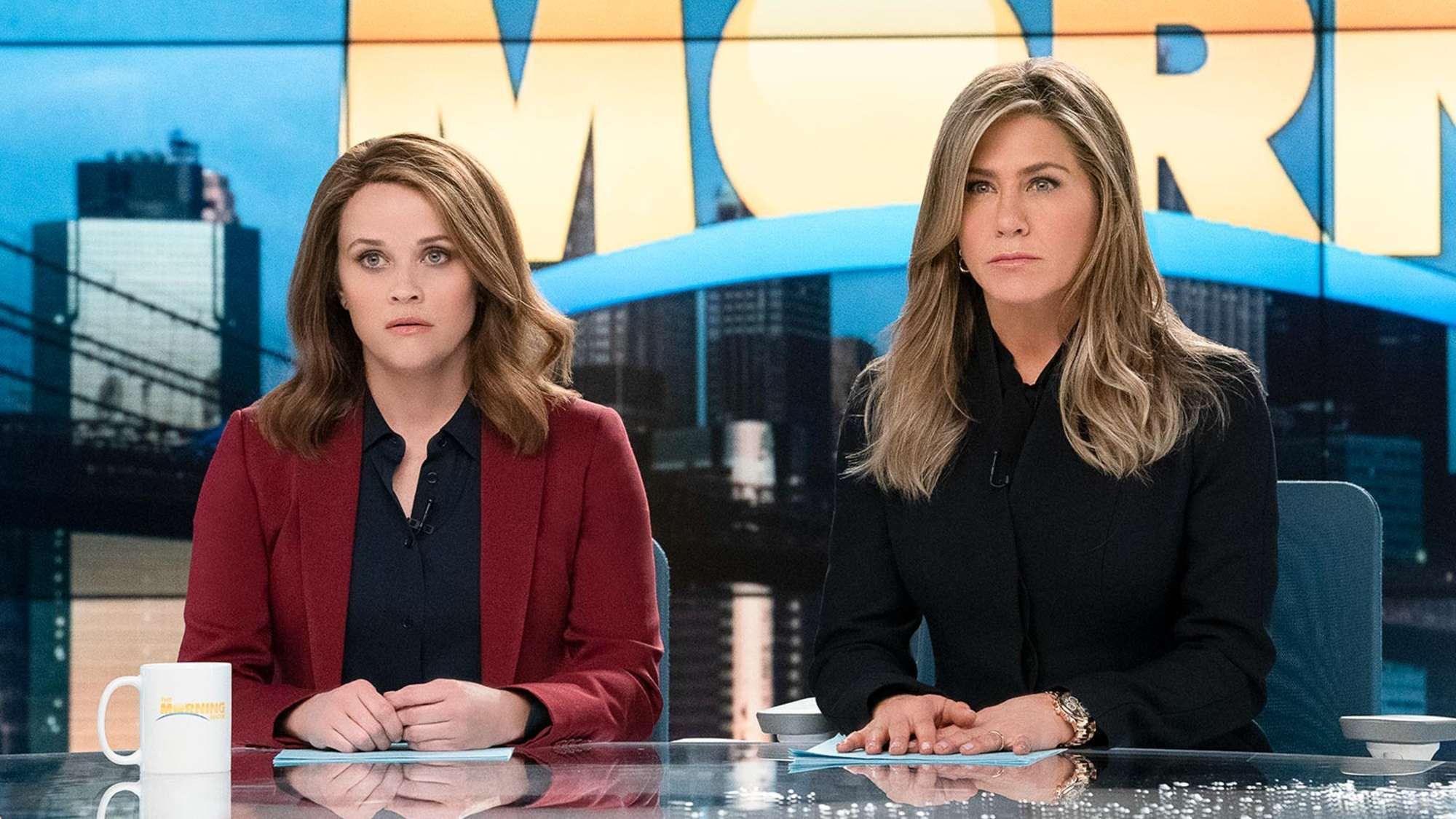 This Is the One Celebrity Jennifer Aniston & Reese Witherspoon Want to Interview on 'The Morning Show'