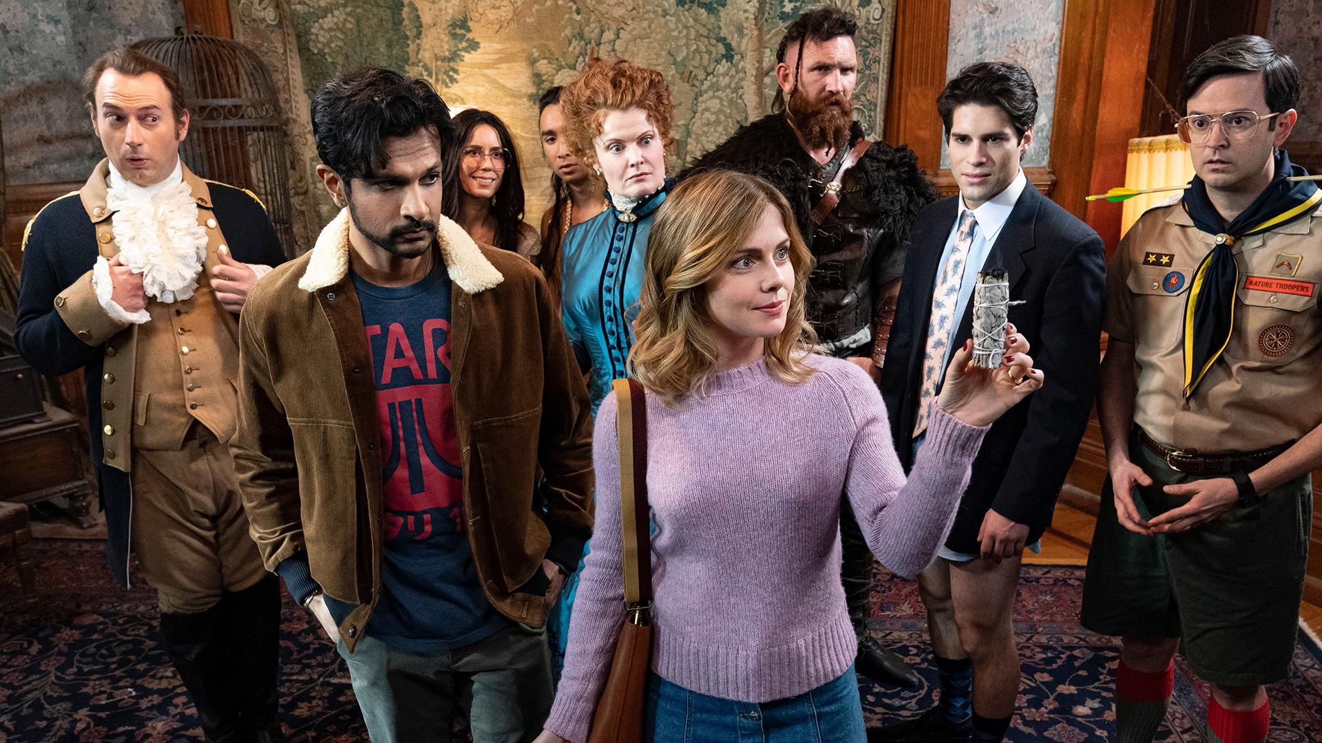 Ghost Series Premiere Review Pilot Season 1 Episode 1