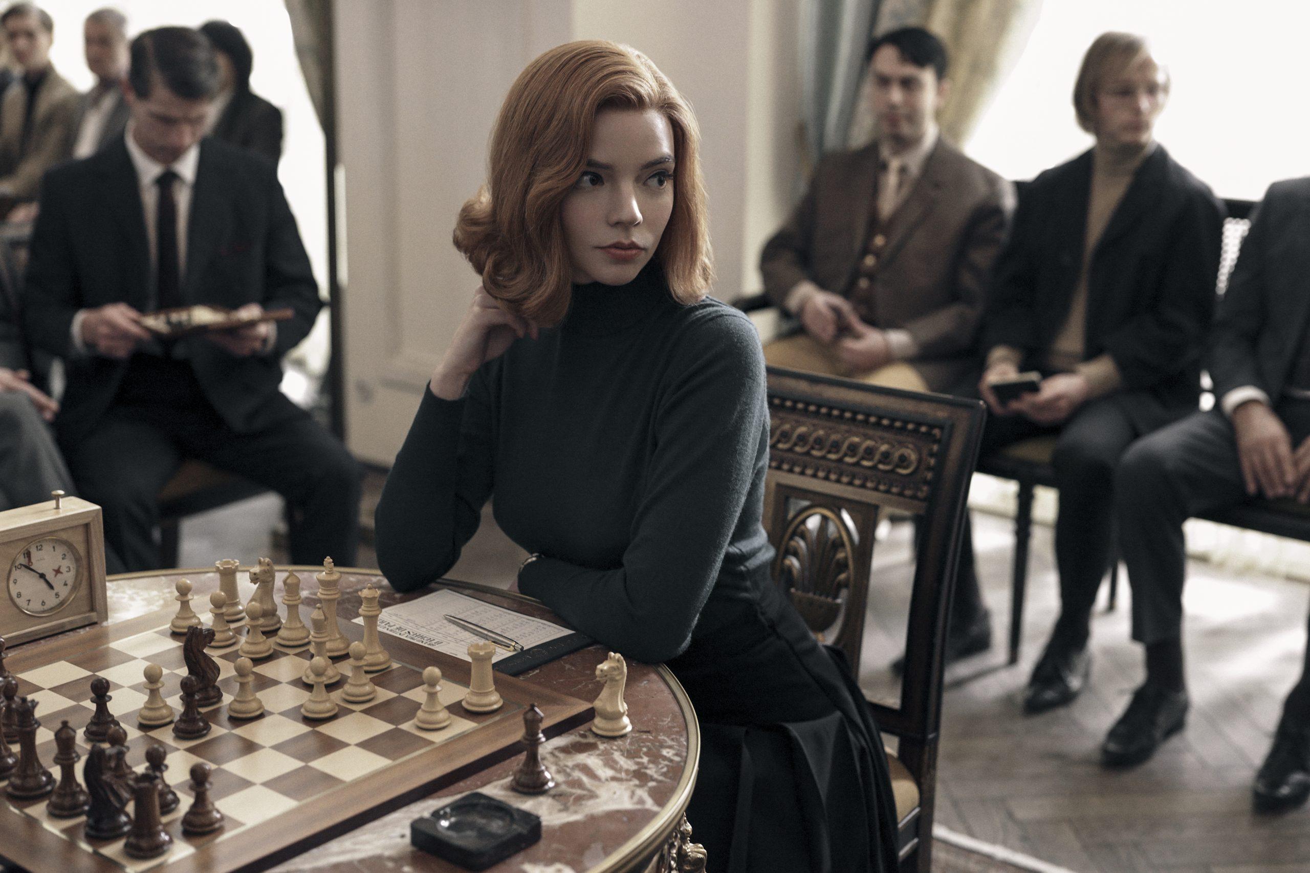 The Queen's Gambit The 2021 Emmy's