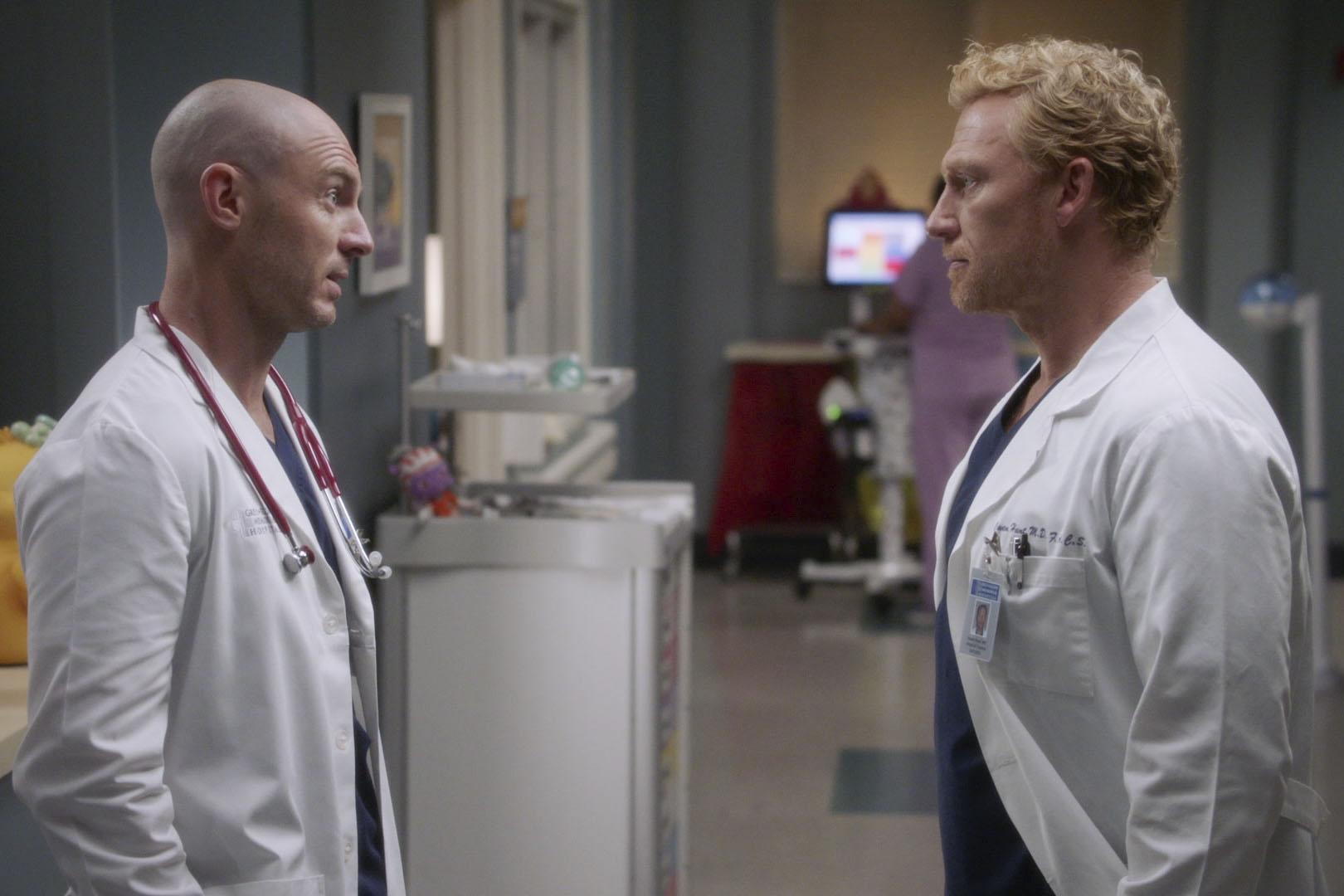 Grey's Anatomy Some Kind of Tomorrow