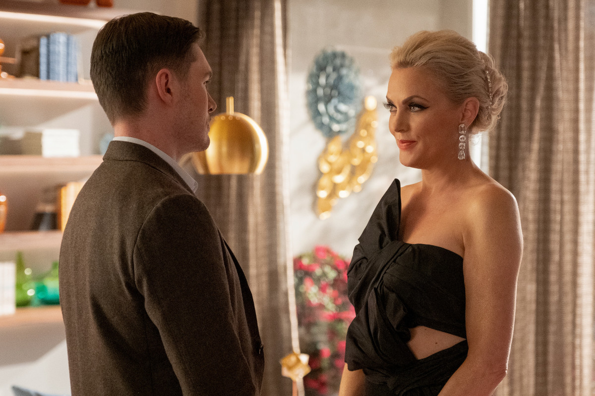Dynasty Review Filled with Manipulations and Deceptions Season 4 Episode 22